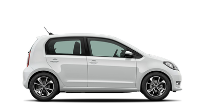 Rent a car en calan blanes skoda citigo